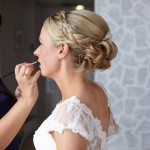 wedding hair and makeup by Gemma