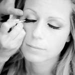 eyeliner, blacn and white, makeup, bridal