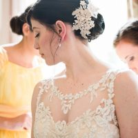 Lovely bride Ashleigh, photo courtesy of  fionasweddingphotography.co.uk