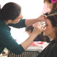 Sarafina at work Photo courtesy of www.sdmimages.co.uk
